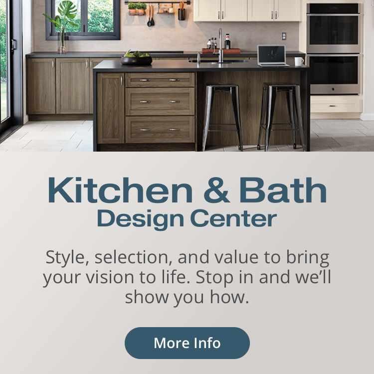 Kitchen & Bath Design at East Coast Lumber