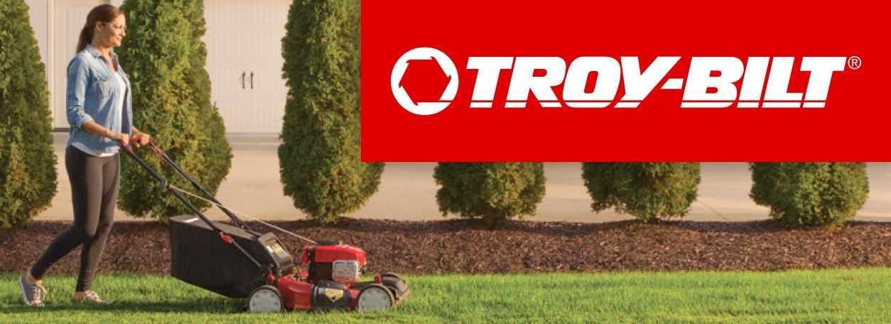 Shop Troy-Bilt outdoor equipment at East Coast Lumber