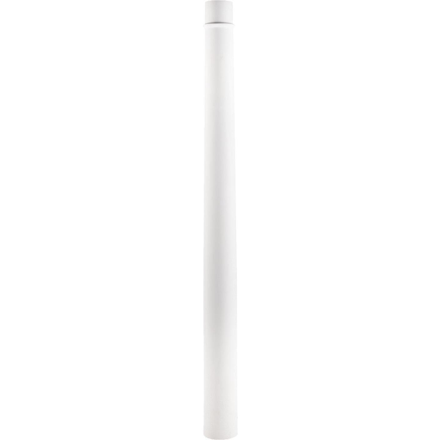 Crown Column 8 In. x 8 Ft. Unfinished Round Fiberglass Column Image 2