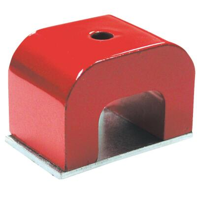 Master Magnetics 30 Lb. Horseshoe Alnico Power Magnet