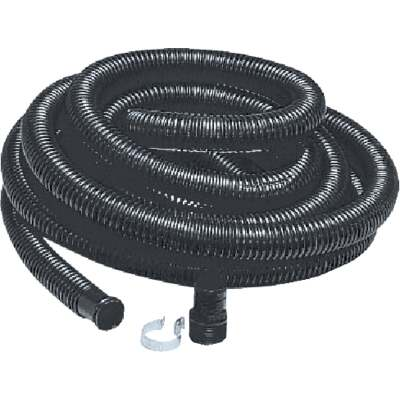 Prinsco 1-1/4 In. Dia. x 24 Ft. L Sump Pump Hose Kit