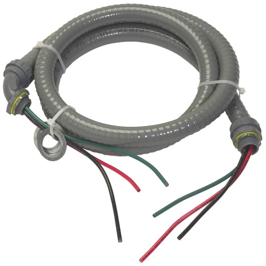 Prewired Flexible Conduit