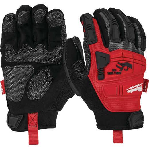 Milwaukee Unisex XL Synthetic Leather Impact Demolition Glove