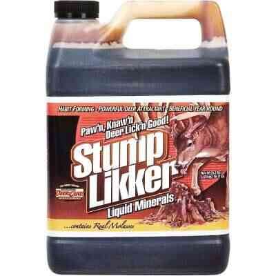 Deer Cane Stump Likker 1 Gal. Liquid Deer Attractant